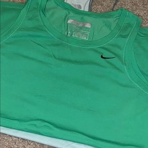 Women Name Brand Work-Out Shirts